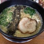 らーめん 次男坊 - 白豚麺