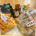 いづみあられ本舗 - 料理写真: