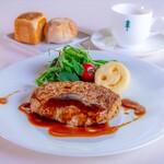 レストラン ラ・フォンテーヌ - お子様プレート