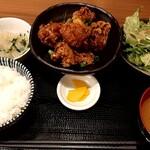 魚 野菜 酒 しゃばらむ - 唐揚げ