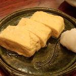 日本橋 本陣房 - 出汁巻卵
