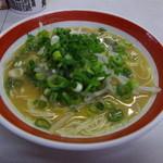 寿楽亭 - 中華そば並