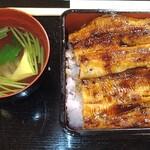 うなぎ石川 - 上丼