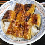 うなぎ石川 - うなぎ丼
