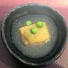 ステーキカッポー 恒づね - 料理写真:揚げだし豆腐