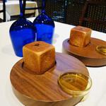 PRIMO - 栗粉のパン: 栗の自然な甘みがある 抜群に美味しいパンでした‼︎