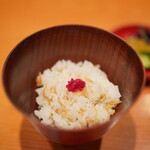 日本料理 たかむら - じゃこご飯