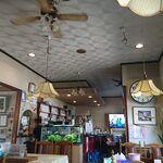 Coffee & Restaurant Cherry - 天井