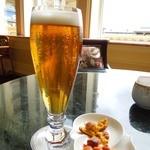 ドリーマーズ・ラウンジ - (2012/9月)舞浜の地ビール「ハーベストムーン」