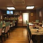 茶六本館 - 食堂