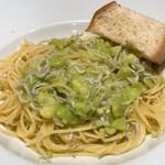 イタリア料理を食べに行こう - パスタ近影
