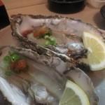 平八 - 生牡蠣