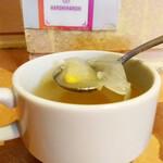 Haroki - おかわり自由の日替わりスープ