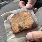 ポンポネット - 料理写真:フルーツケーキ