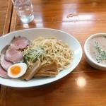 俺のラーメン あっぱれ屋 - スーパーつけ麺(950円)