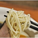 chuukasobaeiji - 風味、コシ、共にバツグンの麺