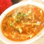 料麺館 - 酢辛い湯麺