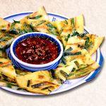 焼肉いつものところ - 済州島から代々伝わる「ニラチヂミ」