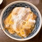 とき和 - 料理写真:上かつ丼