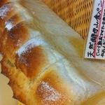 ぎぃも工房 - 料理写真:天然酵母食パン