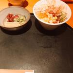銀座 ハゲ天 - サラダ
