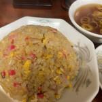 一寸亭 - 一寸亭(チャーハン、スープ)