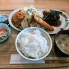 MAY30. - 料理写真:ハンバーグ盛り合い定食