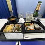 ANA 福岡空港ラウンジ - 料理写真:昼メシ