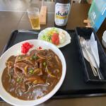 上野屋 - 料理写真:野菜カレー