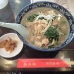 15172334 - 定食セット A三絲麺