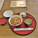 151721326 - 名物ソースカツ丼