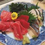 まずい魚 青柳 -