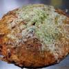 広島流お好み焼 つかさ - 料理写真:キムチチーズイカ天スペシャル♪(ソバシングル)