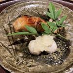 Chisousottakuito - 【写真⑩】黒鯥の山椒焼き