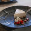 カフェカシータのよこ - 料理写真:豆腐のレアチーズ☆