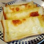 ヴァンガード - ハニー・チーズトーストは400円