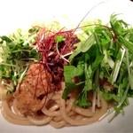 くいしん坊 大将 - 汁なし坦々麺