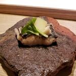 151739994 - 太刀魚、西洋山葵、林檎