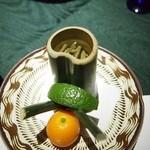 里の湯 和らく - 前肴 ジュンサイ