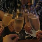 15174057 - シャンパーニュで乾杯♪