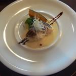 セルフィーユ - 10月6日 鯛のクリームソース