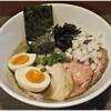 Niboshiramenyutori - 料理写真:特製ラーメン濃厚 1250円