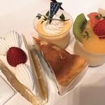 アリマ洋菓子 - 料理写真:今回購入したもの