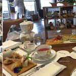 カフェ&ワインバー リアン - 70周年記念アフタヌーンティ,志摩観光ホテル,リアン(三重県志摩市)食彩品館.jp撮影