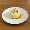 ザ ガク ベーカリー - 料理写真:・生ハムとカマンベールチーズ