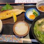 和食処 きむら - サバ定食