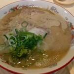 博多・薬院 八ちゃんラーメン - 料理写真:チャーシューメン