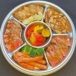 グリルブッフェ&レストラン・バー オードリー - 武藏窯グリルセット