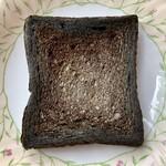道の駅 いとだ - 【リベイク後】「PANET」のバター食パン(炭)