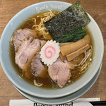 Noodle Stand Tokyo - ■TOKYO肉中華そば¥1280